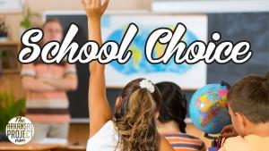 School Choice Deadline MAY 1, 2018