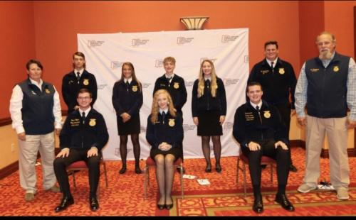 2021 Officer Team