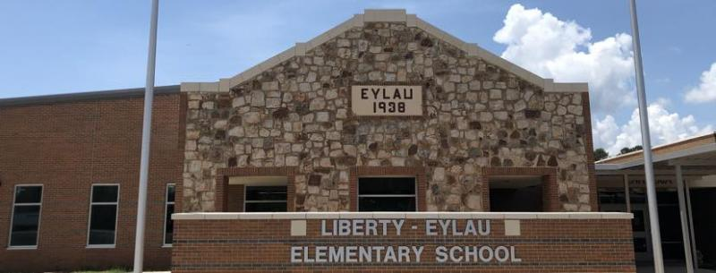 Landscape View facing Liberty- Eylau Elementary