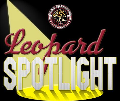 Leopard Spotlight