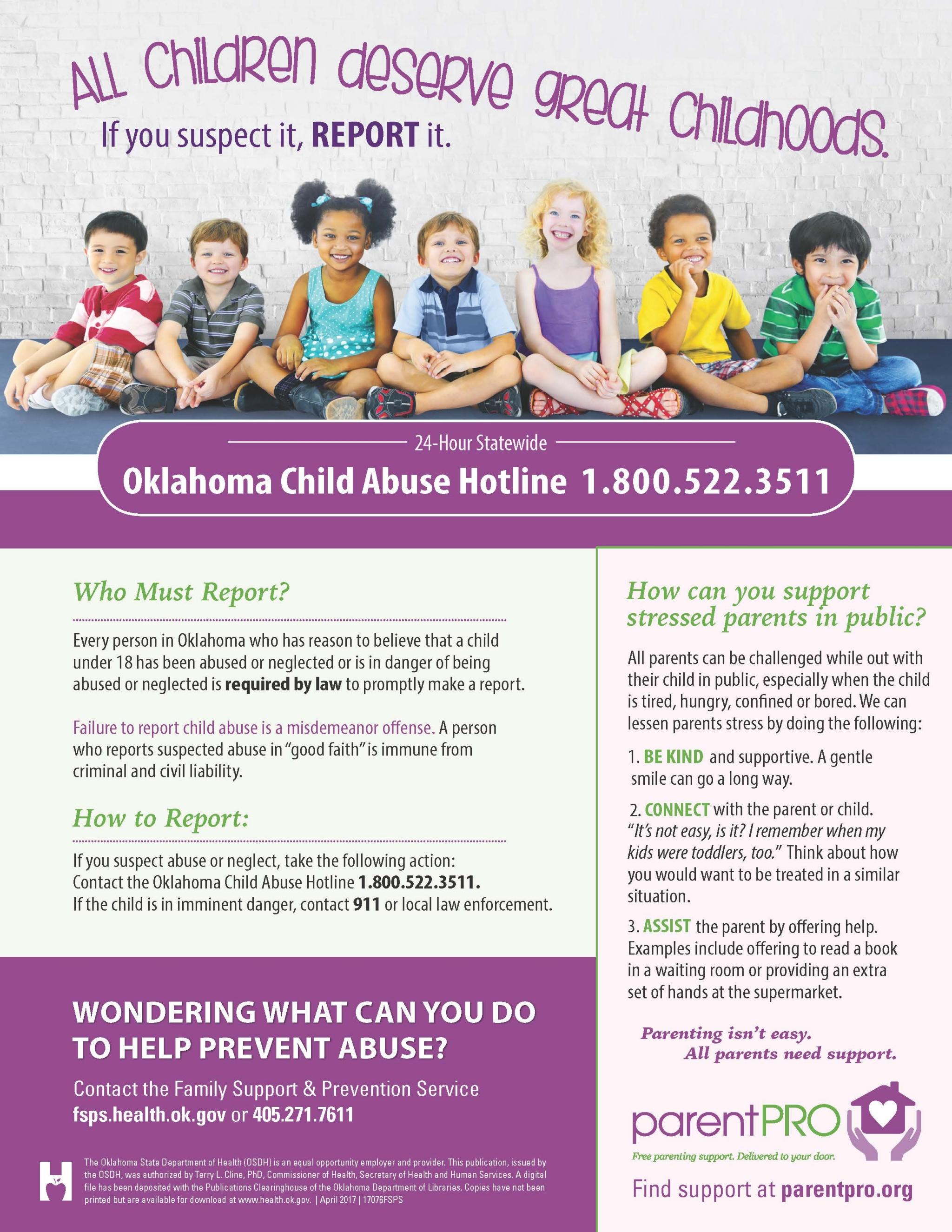 Child Abuse Hotline