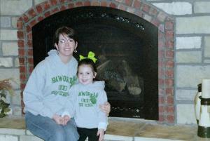 Haworth Mommy & Daughter