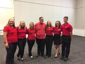Haworth FCCLA officers
