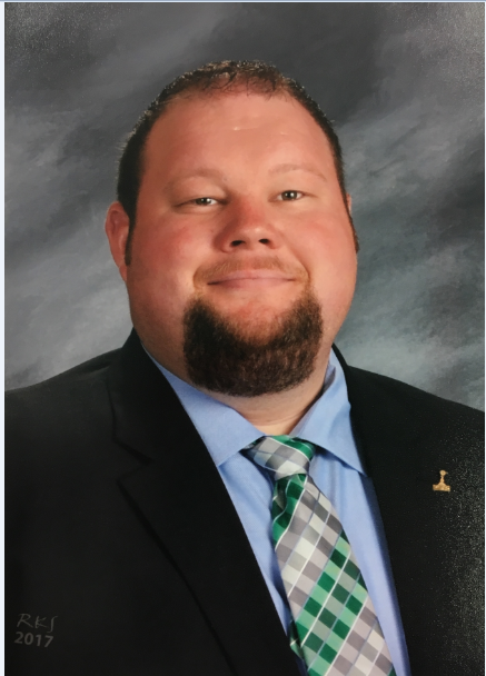 Elementary Principal, Brent Smith
