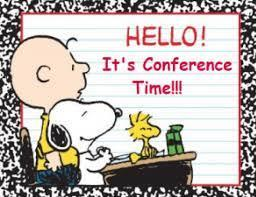 Hello, It's Conference Time image