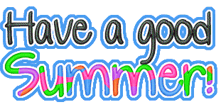 Have a Good Summer Clipart