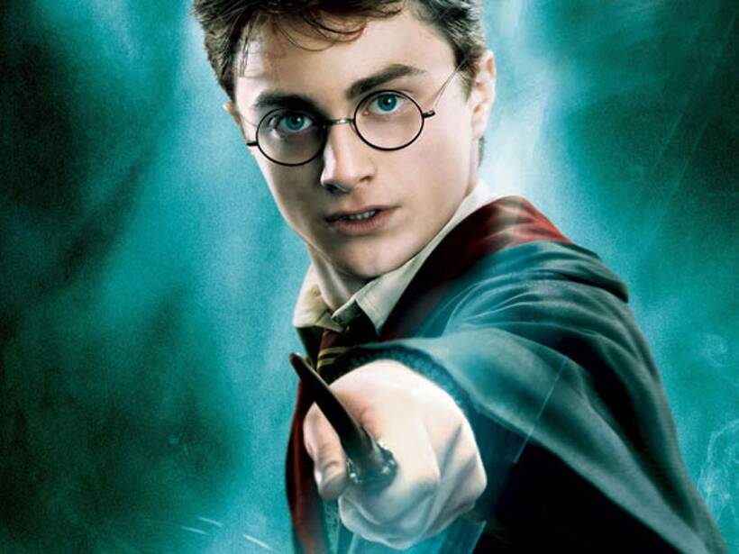 Harry Potter Yoga (for younger kids)