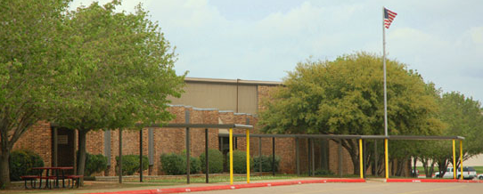 Landscape View facing Fairfield Junior High School