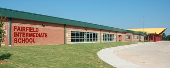Landscape View facing Fairfield Intermediate School