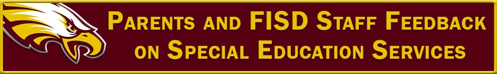 Special Education Survey