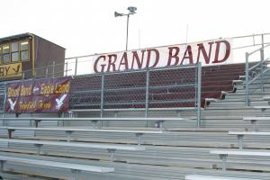 Band Booster Stands