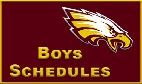 Boys Schedules