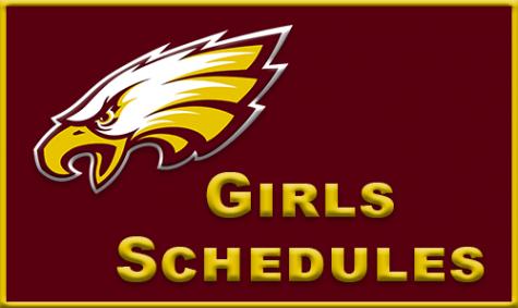 Girls Schedules