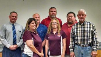 High Island ISD Board Members