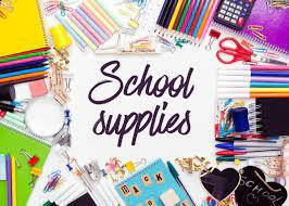 WISD Campus Supply Lists for 2021-2022
