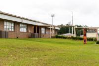Landscape View facing Warren Elementary School