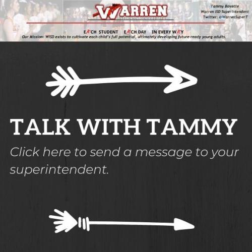 Talk with Tammy