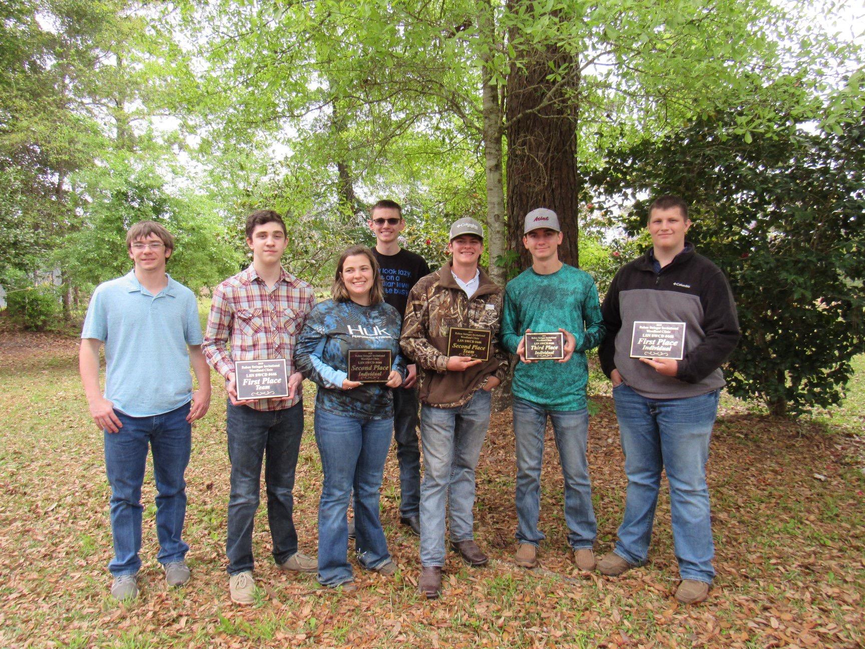 Warren FFA Forestry Teams
