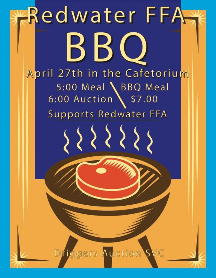 FFA BBQ and Auction