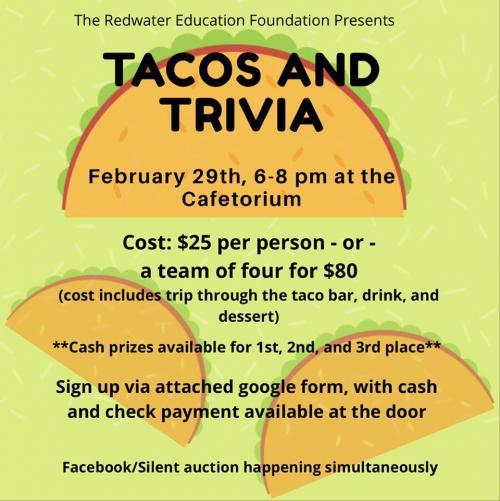 Tacos and Trivia