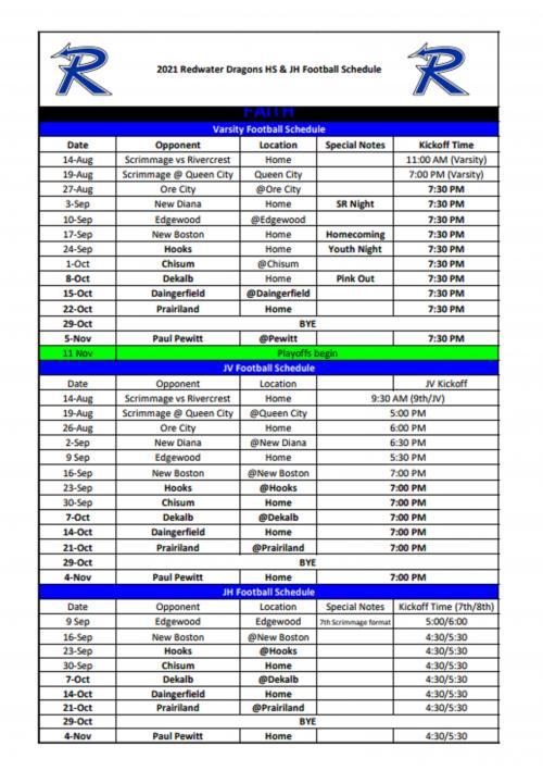 2021 Composite Football Schedule 6-24-21 UPDATE