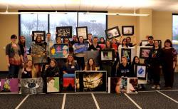 2020 Visual Arts Scholastic Event
