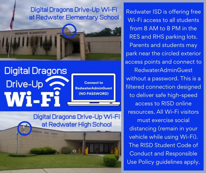 Digital Dragons Drive-Up Wi-Fi
