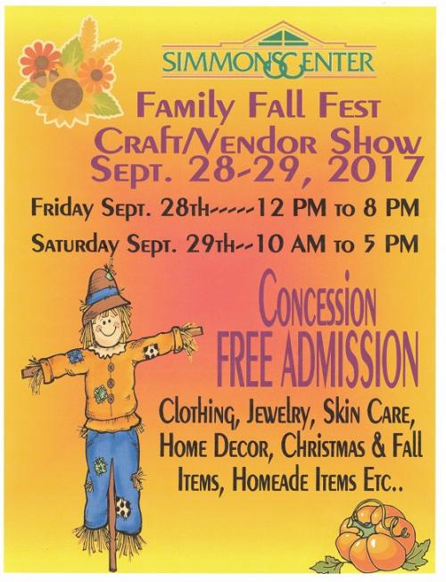 fallfest craft