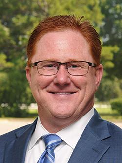 Dr. Jarod Mendenhall