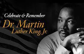 Celebrate & Remember - Dr. Martin Luther King Jr