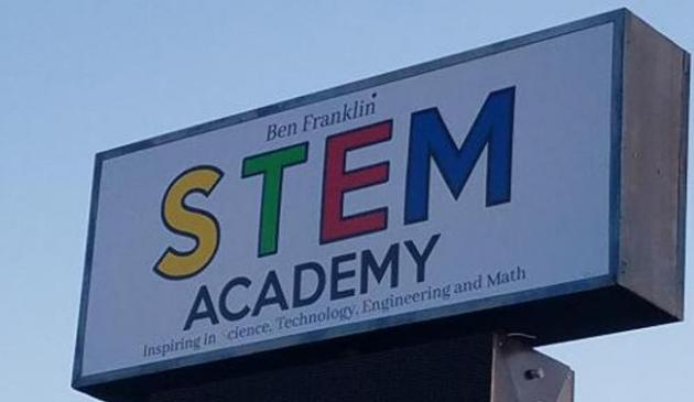 BFSA new STEM sign
