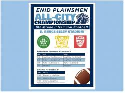EPS to Host All-City Championship