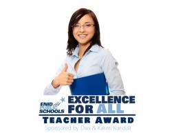EPS Launches New Teacher Award