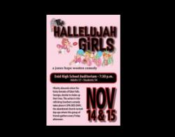EHS Presents 'The Hallelujah Girls'