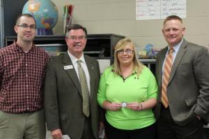Shelby Clark – Glenwood Elementary School/Paraprofessional
