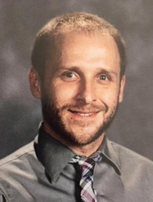 Brandon Beichler, Art Teacher at Enid High School