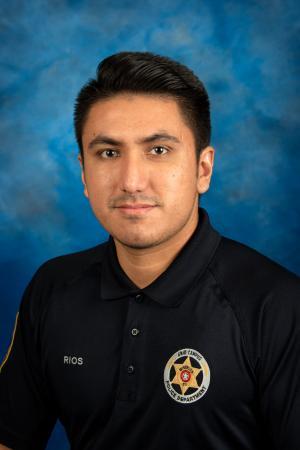 Officer Bryan Rios