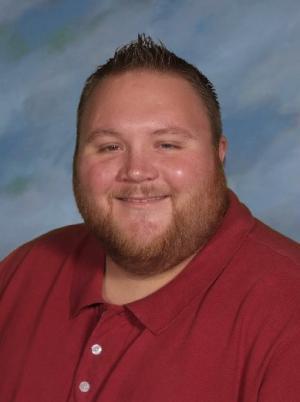 Zach Moneypenny, Kindergarten Teacher at Hoover Elementary