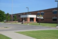 Landscape View facing Waller Middle School