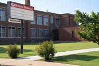 Landscape View facing McKinley Elementary School