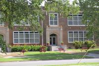 Landscape View facing Adams Elementary School