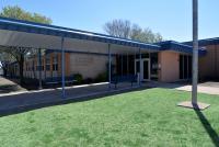Landscape View facing Eisenhower Elementary