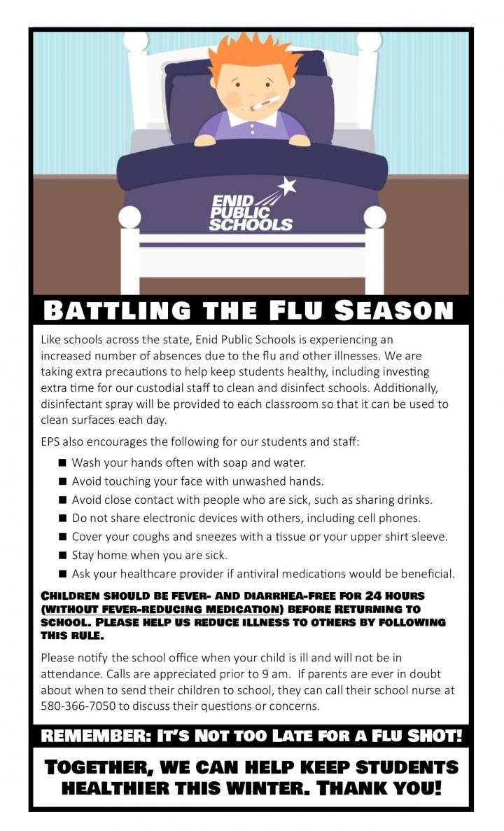 Battling the Flu Season