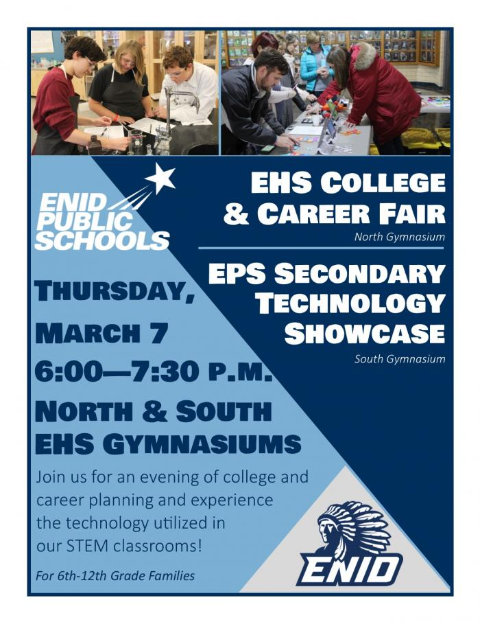 career and tech fair