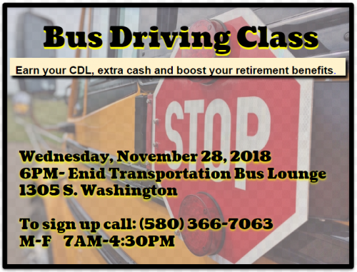 Bus Driving Classes