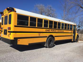 Enid Public School - Bond Project - Transportation