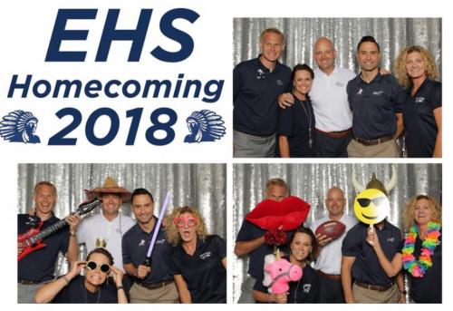 2018 Homecoming Principal's Picture
