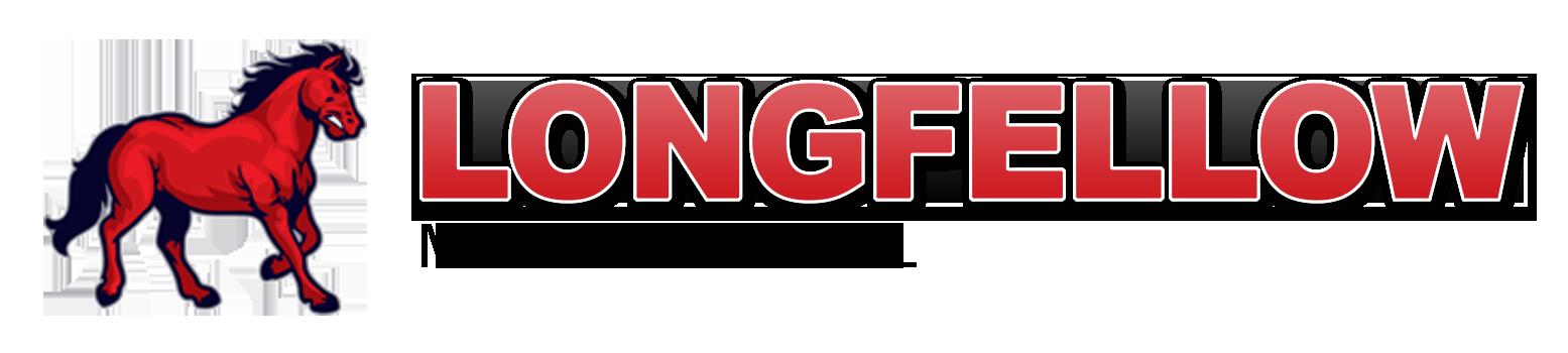 Longfellow Middle School Logo