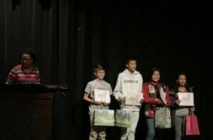 7th Grade Students of the Month Nov/Dec