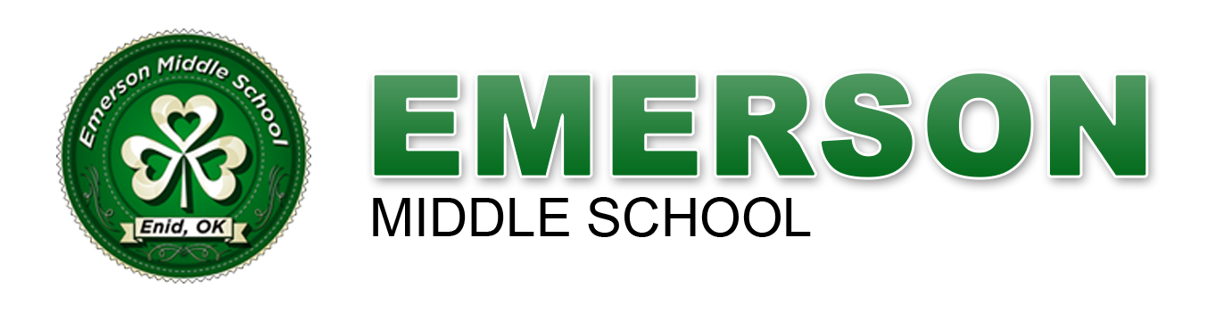 Emerson Middle School Logo